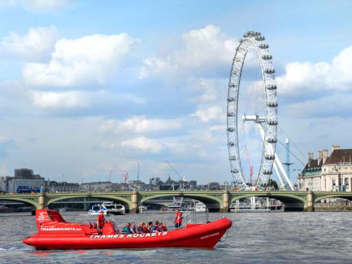 The Ultimate London Speedboat Experience