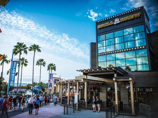Universal CityWalk NBC SportGrill