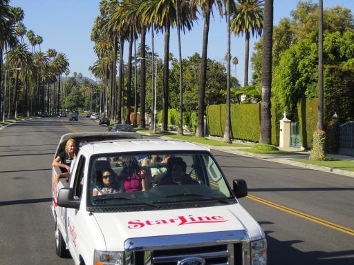 Warner Bros. Studios & Movie Stars' Homes Tour