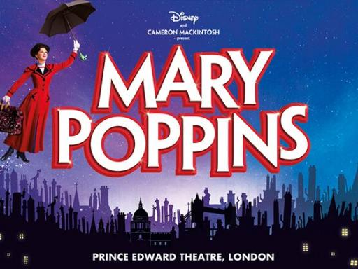 West End Shows - Mary Poppins