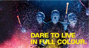 Sparen Sie bis zu 45% auf Blue Man Group Tickets