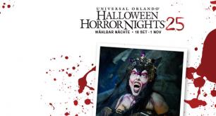 Halloween Horror Nights in den Universal Studios Florida®
