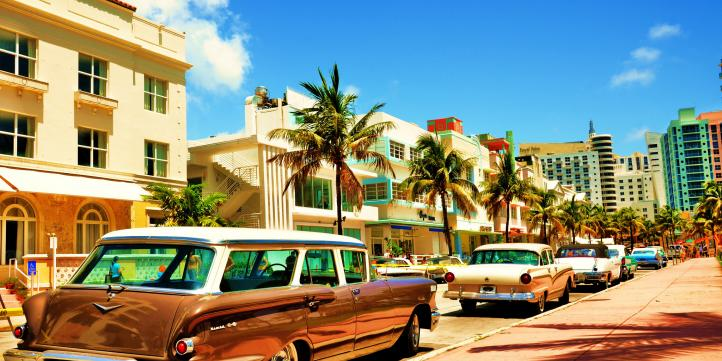 Miami South Beach Walking Tours