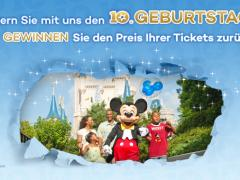 Wir feiern: 10 Jahre Attraction Tickets Direct!