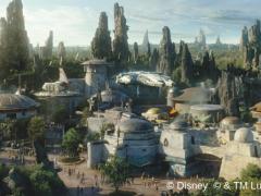 Zwei neue Attraktionen in Star Wars: Galaxy© Edge