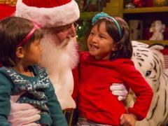 Bald ist es soweit! Christmas Town öffnet in Busch Gardens