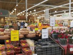 Der große Supermarkt-Guide Wenn bisher WalMart Ihre erste Wahl im USA-Urlaub war, wird es Ihnen sowohl an Qualität als auch an Quantität fehlen.