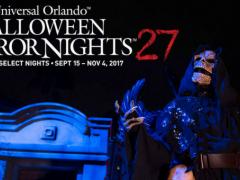 Es wird gruselig – die Daten für die Halloween Horror Nights sind da!