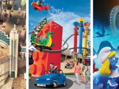 3 aufregende neue Themenparks in Dubai!