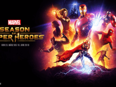 Marvel Saison der Superhelden in Disneyland® Paris