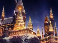 Es wird weihnachtlich in der Wizarding World of Harry Potter!