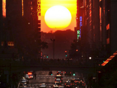 Manhattanhenge – das Sommer-Highlight in New York City