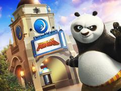 Spannende News von Kung Fu Panda in den Universal Studios Hollywood
