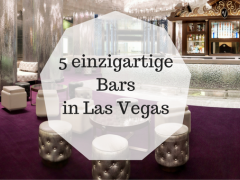 5 einzigartige Bars in Las Vegas