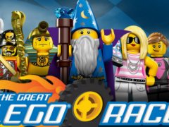 Virtual Reality Race - Legoland