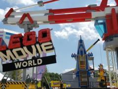 Hier erwartet Sie Großartiges: Lego Movie World