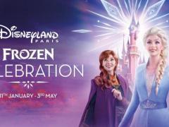 Ein neues Frozen Erlebnis kommt zum Disneyland Paris