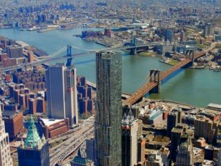 Himmlische Aussichten - Das One World Observatory in New York