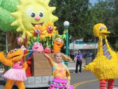 SeaWorld erweckt die Sesamstraße zu Leben!