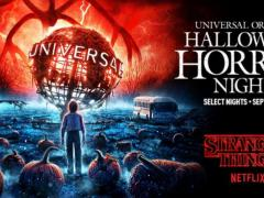 Stranger Things bei den Halloween Horror Nights 2019