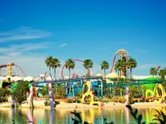 Die besten Achterbahnen im Universal Orlando Resort