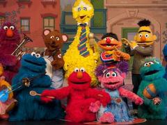 Erleben Sie Ihre Lieblinge aus der Sesamstraße in Seaworld Orlando!