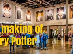 5 gute Gründe, die Harry Potter Warner Bros Studio Tour zu buchen