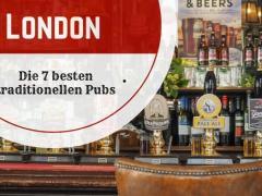 Die 7 besten traditionellen Pubs in London