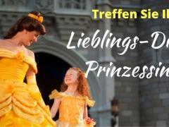 Hier treffen Sie Ihre Lieblings-Disney-Prinzessinnen!