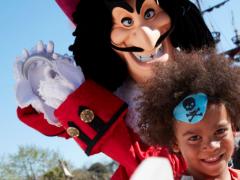 Das Festival der Piraten und Prinzessinnen kehrt zurück ins Disneyland Paris