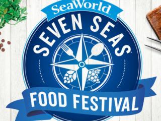 Seven Seas Food Festival im SeaWorld Orlando Es ist zurück!