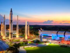 Feiern Sie das 50-jährige Jubiläum der Mondlandung im Kennedy Space Center!