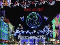 Weihnachten rund um den Globus