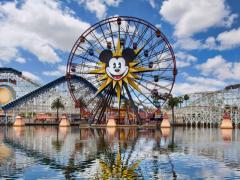 10 Plätze in Disneyland California