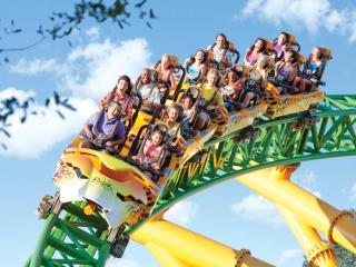 Busch Gardens Tagesticket