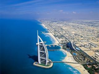 Dubai ist das pulsierende Herz der arabischen Welt