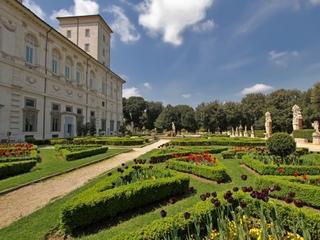 Borghese Gallery & Gardens