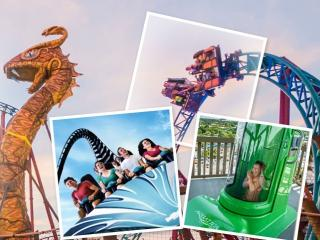 SeaWorld 3 Parks zum Preis von 2 + GRATIS Parken!