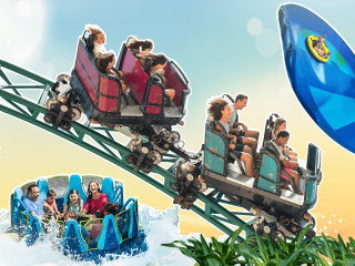 4 Park Unlimited Ticket + GRATIS PARKEN