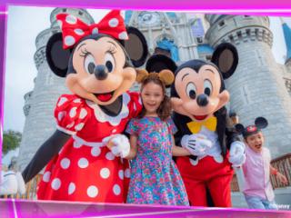 4 Tage Walt Disney World zum Tagespreis ab nur €94!