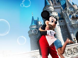 Disney World Angebot 5 Tage für 4!