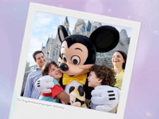 €10 Rabatt pro Person auf Ihre Walt Disney World Tickets