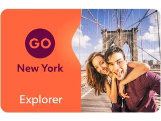 Sparen Sie über 10% auf Go New York Explorer Pass Tickets