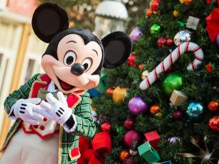 NEU bei ATD: Mickey's Very Merry Christmas Party im Magic Kingdom Park
