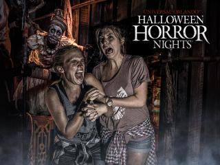 NEU bei ATD: Universal Orlando's Halloween Horror Nights™ logo