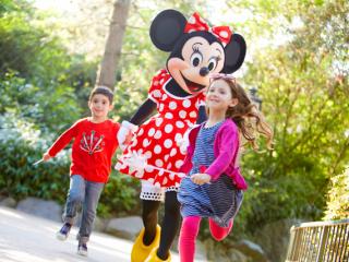 Sparen Sie bis zu 43% beim Kauf Ihres Disneyland Paris Tickets