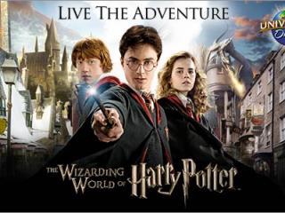 The Wizarding World of Harry Potter im Universal Orlando Resort