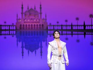 Aladdin Broadway Tickets A magical family-friendly musical!