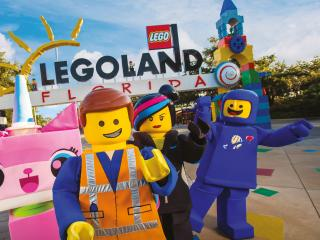 LEGOLAND® Florida Resort Enjoy an 'Awe-Sum tmer', celebrate Halloween with 'Brick or Treat' and take the holidays to the next level with 'Holidays at LEGOLAND presented by Hallmark'