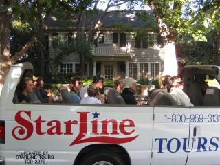 Warner Bros. Studios & Movie Stars' Homes Tour from Los Angeles